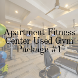 Pro-owned gym equipment for apartments