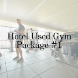 pre-owned fitness equipment for hotels